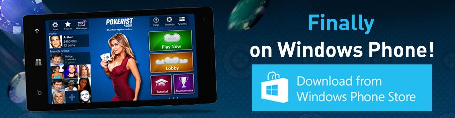 Finally on Windows Phone